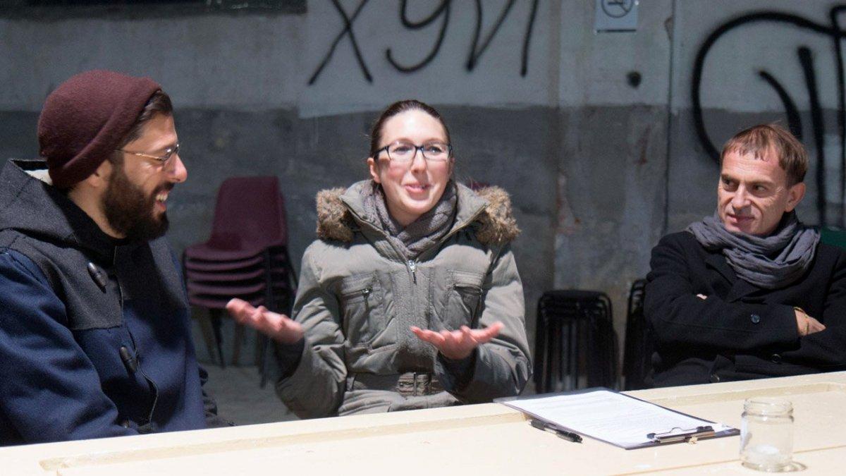 Federica Manaigo intervista l'artista Filippo Minelli per The #localartist Is Present - Bandus/Storie in corso, Udine